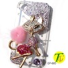 jeweled cell phone cover  (CP-005)