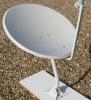 ku satellite dish antenna