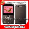 low end qwerty bar cell phone EX115