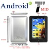 mini 7 inch wifi TFT touch tablet computer