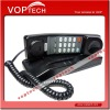 mini voip sip phone for hotel of VOPTech with POE and RJ45 port