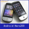 new CDMA Android OS Phone Hero 200 with GPS  3G