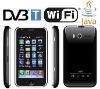 new DVB -T + Analog TV  WIFI mobile phone