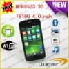 new android cell phone MTK6573 T9190