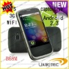 new arrival smart mobile phone Android 2.3 phone B68M