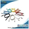 new product 4 pairs 24awg utp cat5e copper patch cord  wire