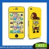phone grips mobile phone sticker color skin stickers
