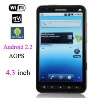 popular android mobile phone 4.3 android 2.2 cellphone