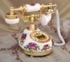 porcelain telephone