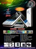 quad band mobile phone K669 with big speaker, strong battery