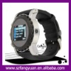 quadband wrist watch mobile with camera and bluetooth
