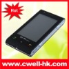 quadrate iph0ne analog TV mobile phone with 3.5 inch big touch screen and dual SIM card,JAVA,FM radio and dual camera