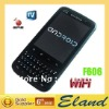 qwerty+touch screen gps wifi tv android phone F606