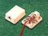 rj11 surface mounted box
