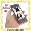 single sim phone H4 built in 4GB memory