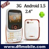 slider Andriod smartphone W840 support 3G network