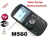slider qwerty mobile phone M560