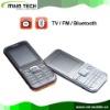 slim dual sim TV China mobile phone