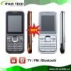 slim dual sim TV mobile phone