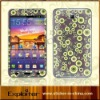small round design skin for cellphone