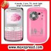 speaker 3 sim celular with tv colorfull MAX-Q9
