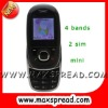 super mini dual sim cellular MAX-Q9-1