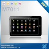 "tablet pc m7011 MID android 2.1 7"" capacitive touch screen wifi 3G"