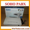 telephone exchange system/pabx 4lines and 16 Ext.