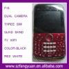 three sim card mobile phone big screen F16