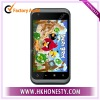 touch 3.5inch 4 band GSM phone