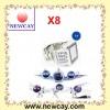 touchscreen mobile phone watch X8