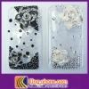 transpatent Diamond case For Iphone 3g/3gs hot sale