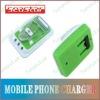 universal mobile phone li-ion battery charger