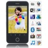 unlocked mobile phone A3000 touch screen quad band