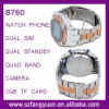 unlocked watch mobile phone S760