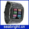 watch mobile phone 1.6'' high definition display single sim support camera bluetooth