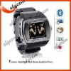 "watch mobile phone W08: Water resistant+ Camera + Voice function + 1.5""touch screen + Quad-band"