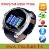 waterproof K650 Bluetooth Single Sim Card Noble Watch Mobile Phone