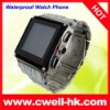 waterproof watch phone