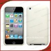 white silicone for ipod 4