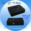 wholesale HDMI Google TV Box, STB, 2GB memory , built-in WiFi, Android 2.2 PC box 2.2, 1080P,remote control (S-ITV600)
