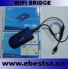 wireless bridge with RJ45 ethernet wifi bridge