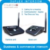 wireless commercial intercom system