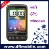 with GPS windows 6.5 smart cell phone G7 support 32GB