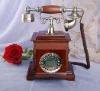 wooden telephone,old fashion phone,Antique telephone