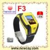 wrist mobile phone F3