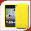 yellow silicone for ipod 4
