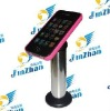 HOT SALES --CE & RoHS Security alarm cellPhone holder/stand with charging-- high quality and low price